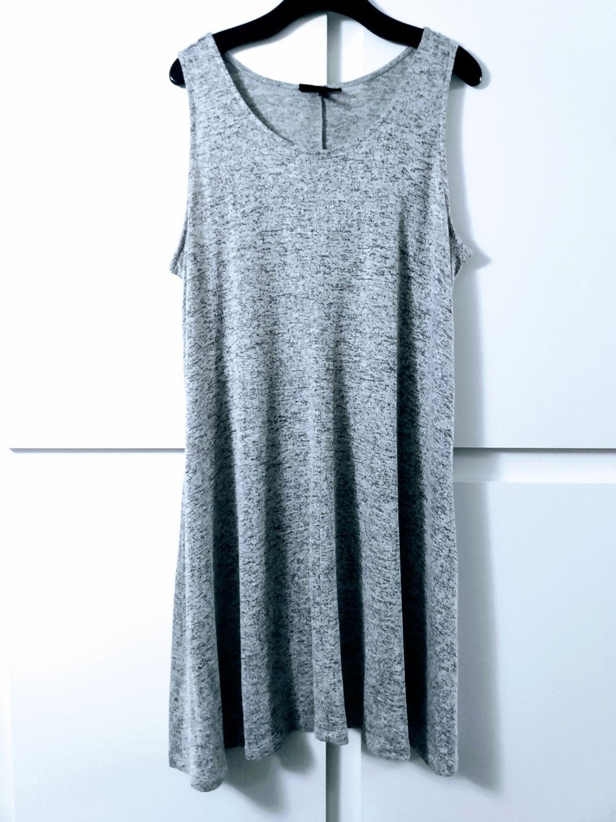NWOT Lane Bryant Tank Dress Grey 18/20
