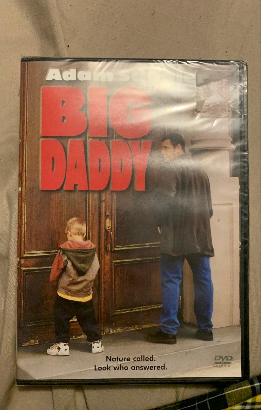 Big Daddy DVD