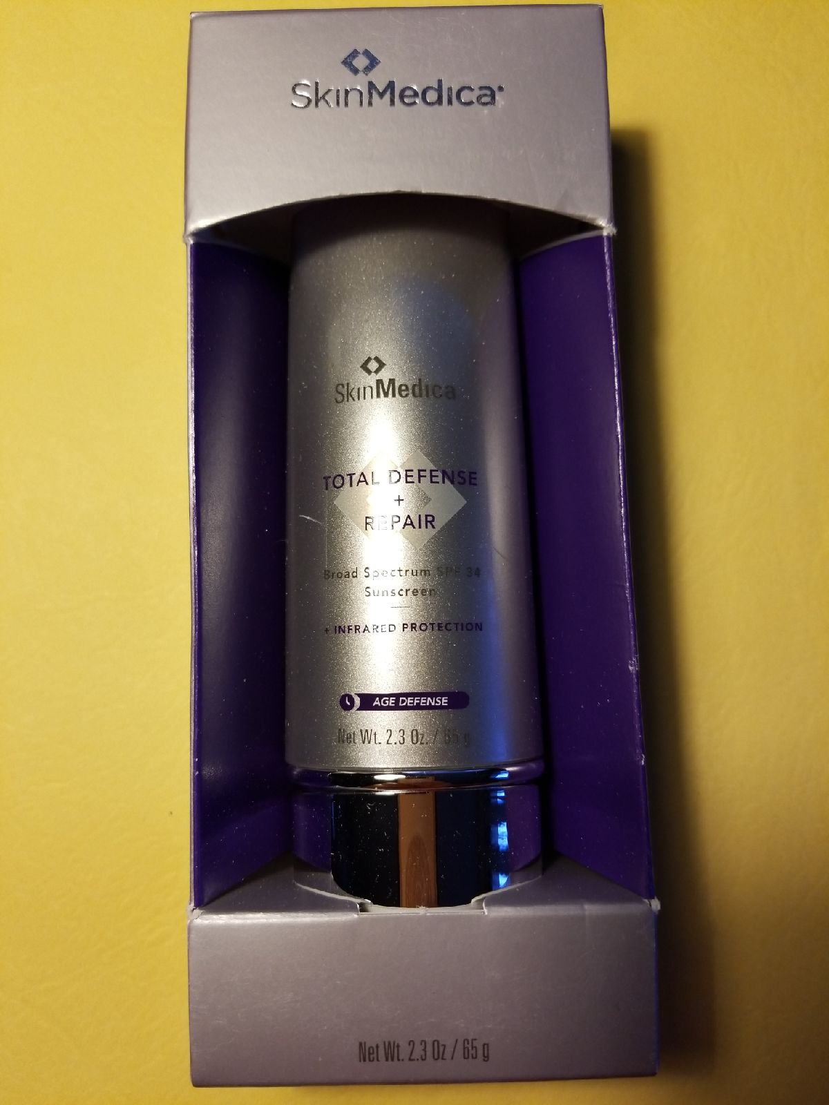 SkinMedica Total Defense and Repair SPF