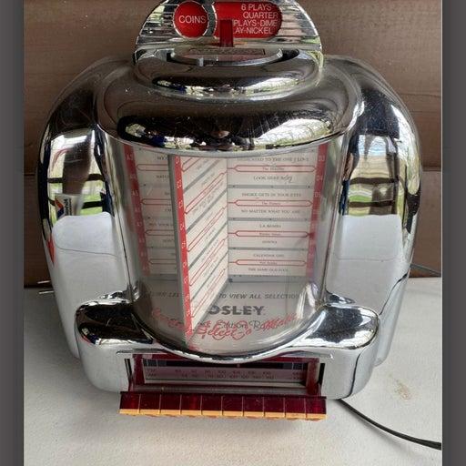 CROSLEY CR-9 RADIO JUKEBOX LMT ED