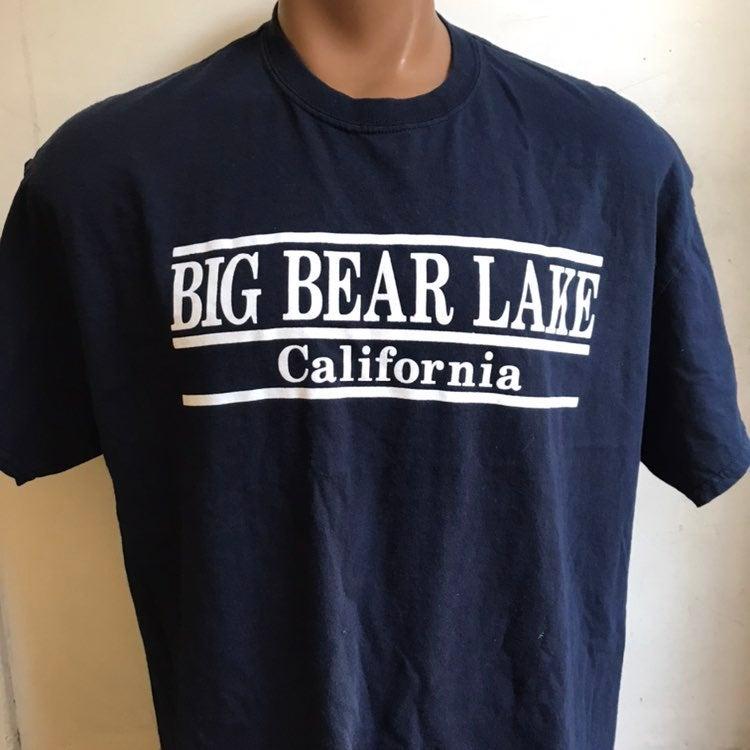 Big Bear lake california tshirt