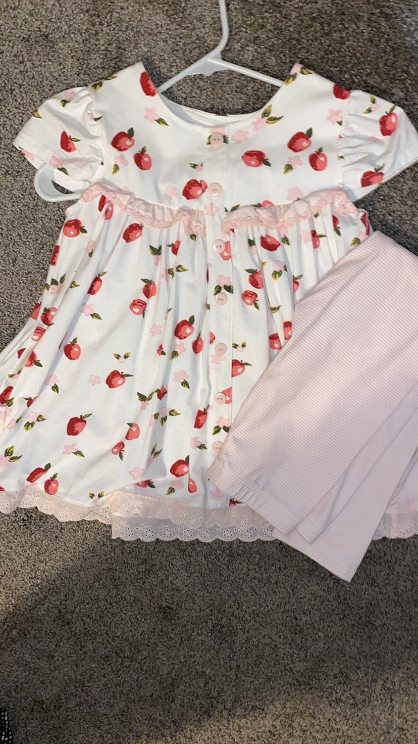 2 piece SWEETHONEY outfit  size 10