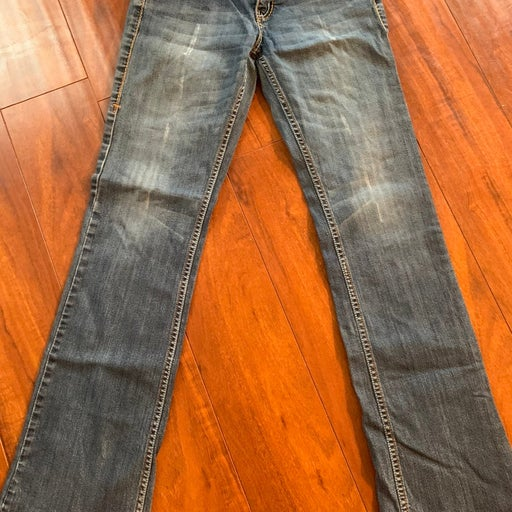 Cowgirl Tuff Jeans Size 28/35