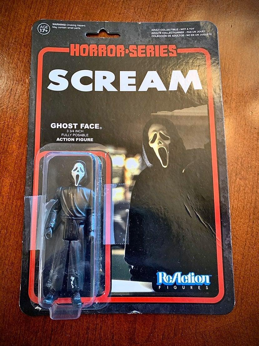 Scream Reaction Figure