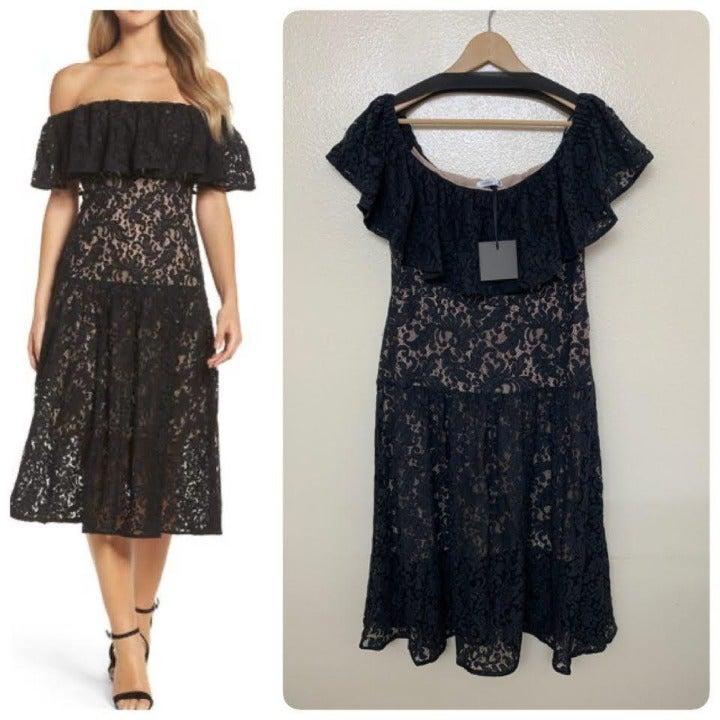 Cooper St Sunday Silence Lace Dress