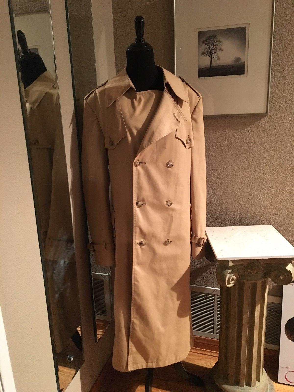 Christian Dior Mens Trench coat SizeL42L