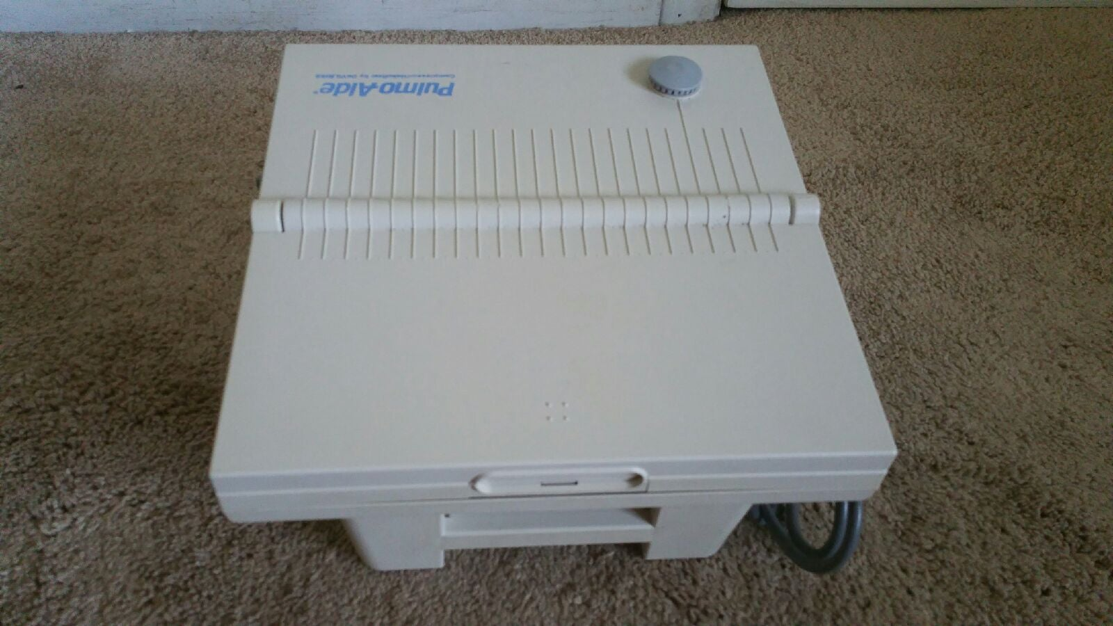 DeVILBISS Compresor/Nebulizer Pulmo Aide