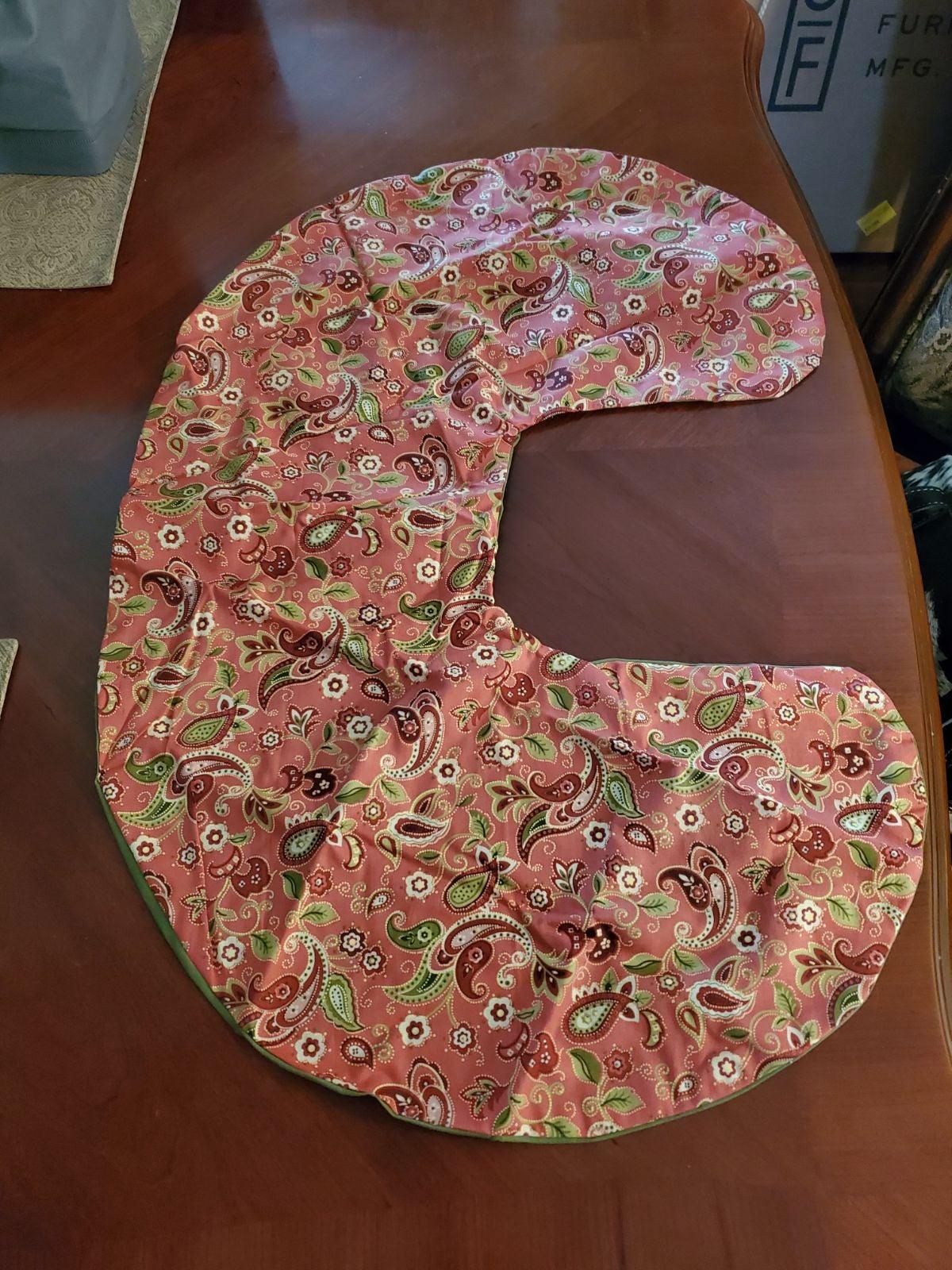 Boppy Pillow Cover Brand New Handmade!!!