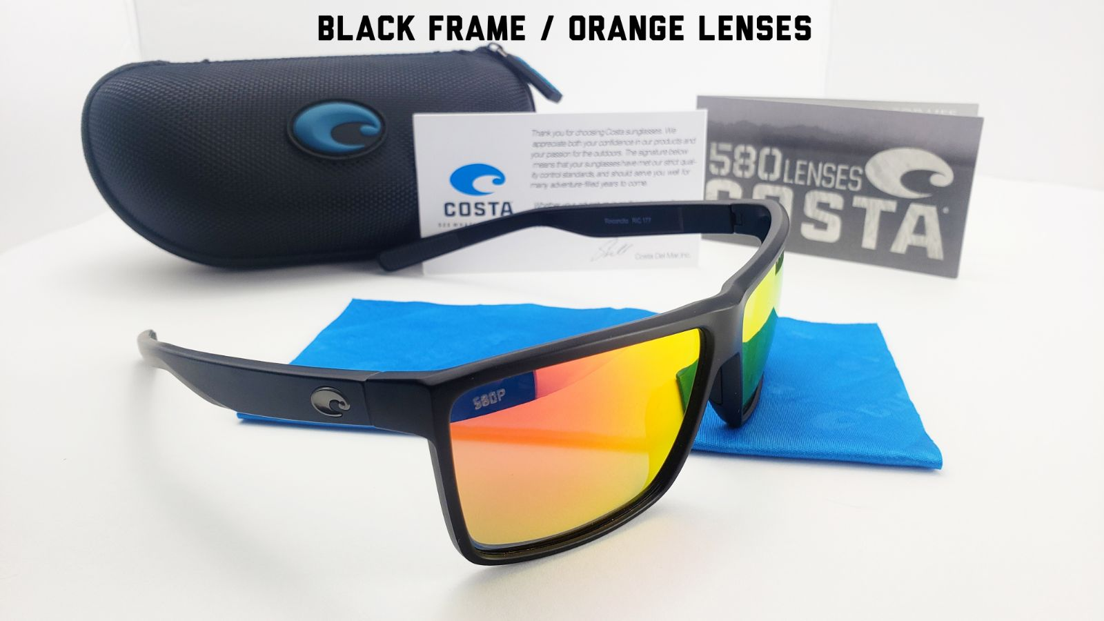 Costa Rinconsito Polarized Sunglasses