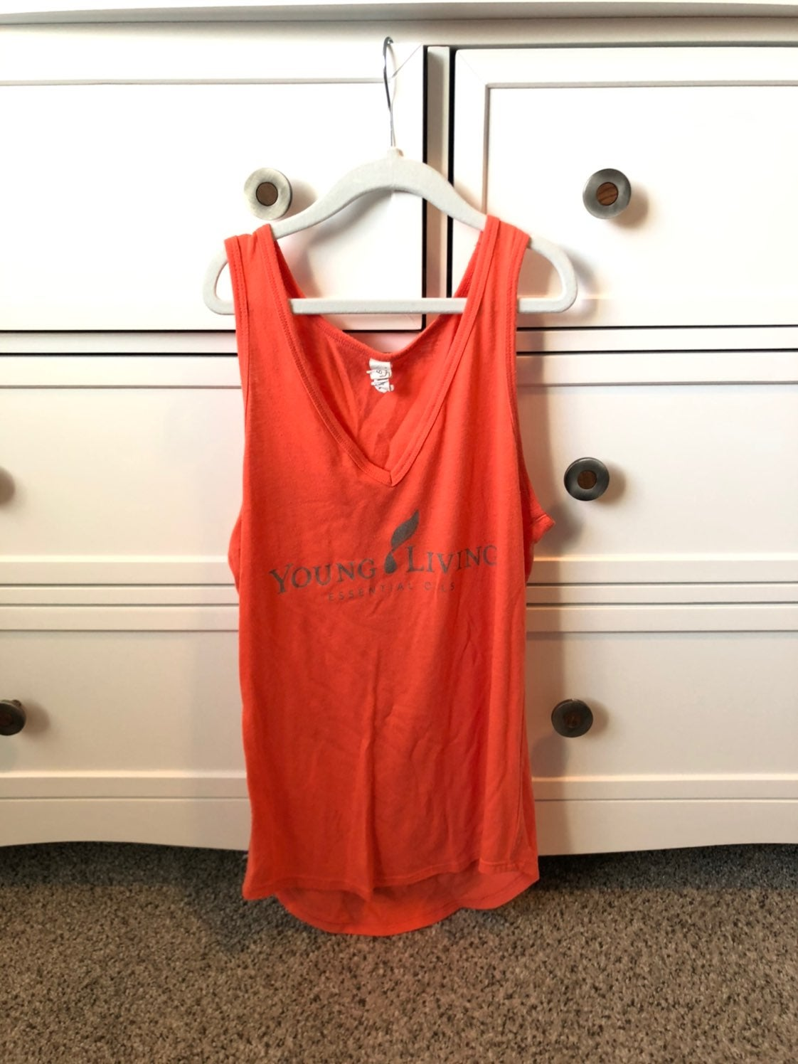 Young Living Tank Top