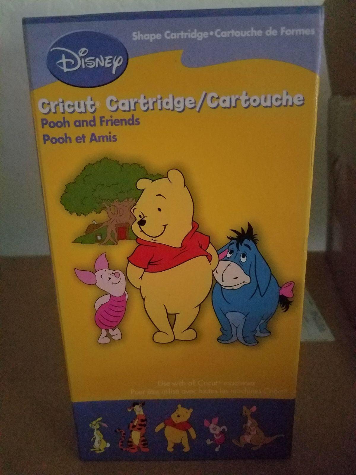 Cricut Disney Pooh And Friends
