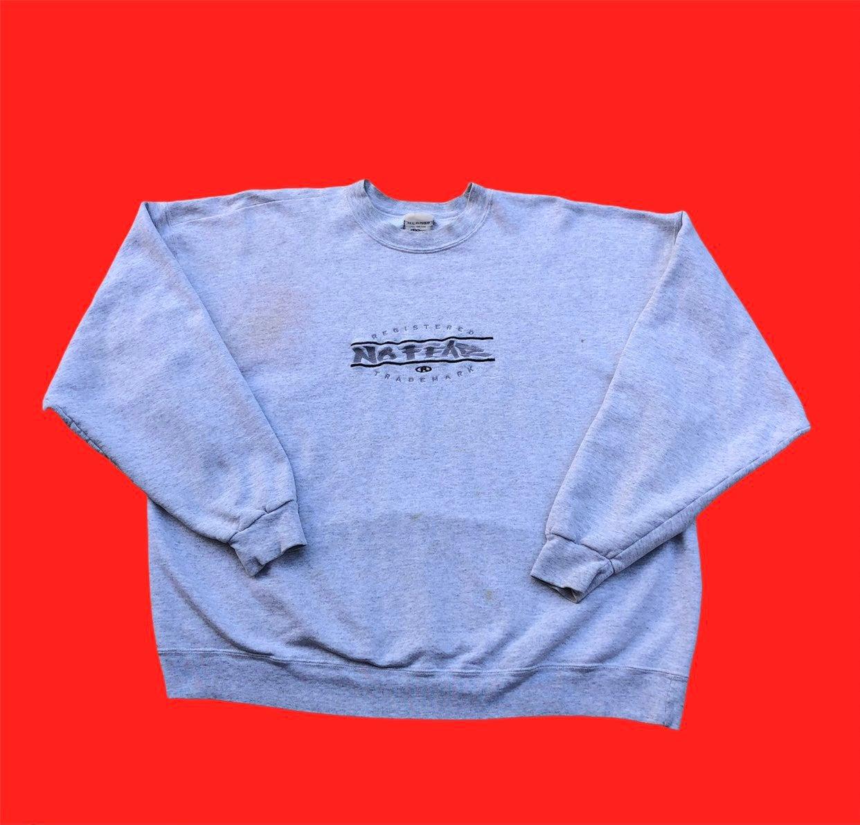 Vintage 90s No Fear Sweatshirt XL