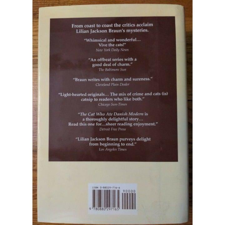 Three Complete The Cat Novels L. Jackson