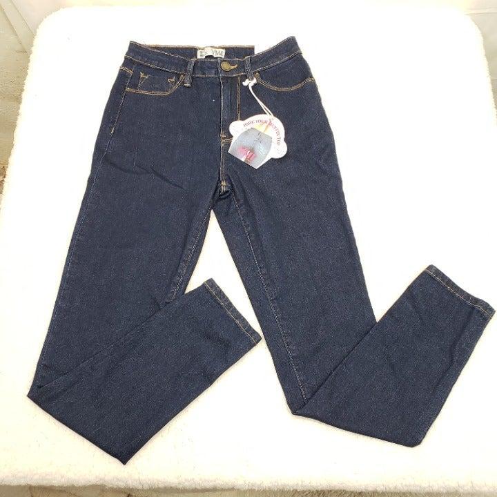NWT YMI Skinny High Rise Jeans Sz 5/27