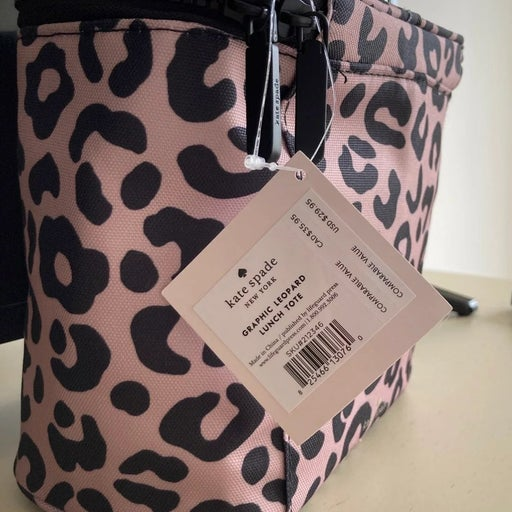 Kate Spade brand new lunch tote