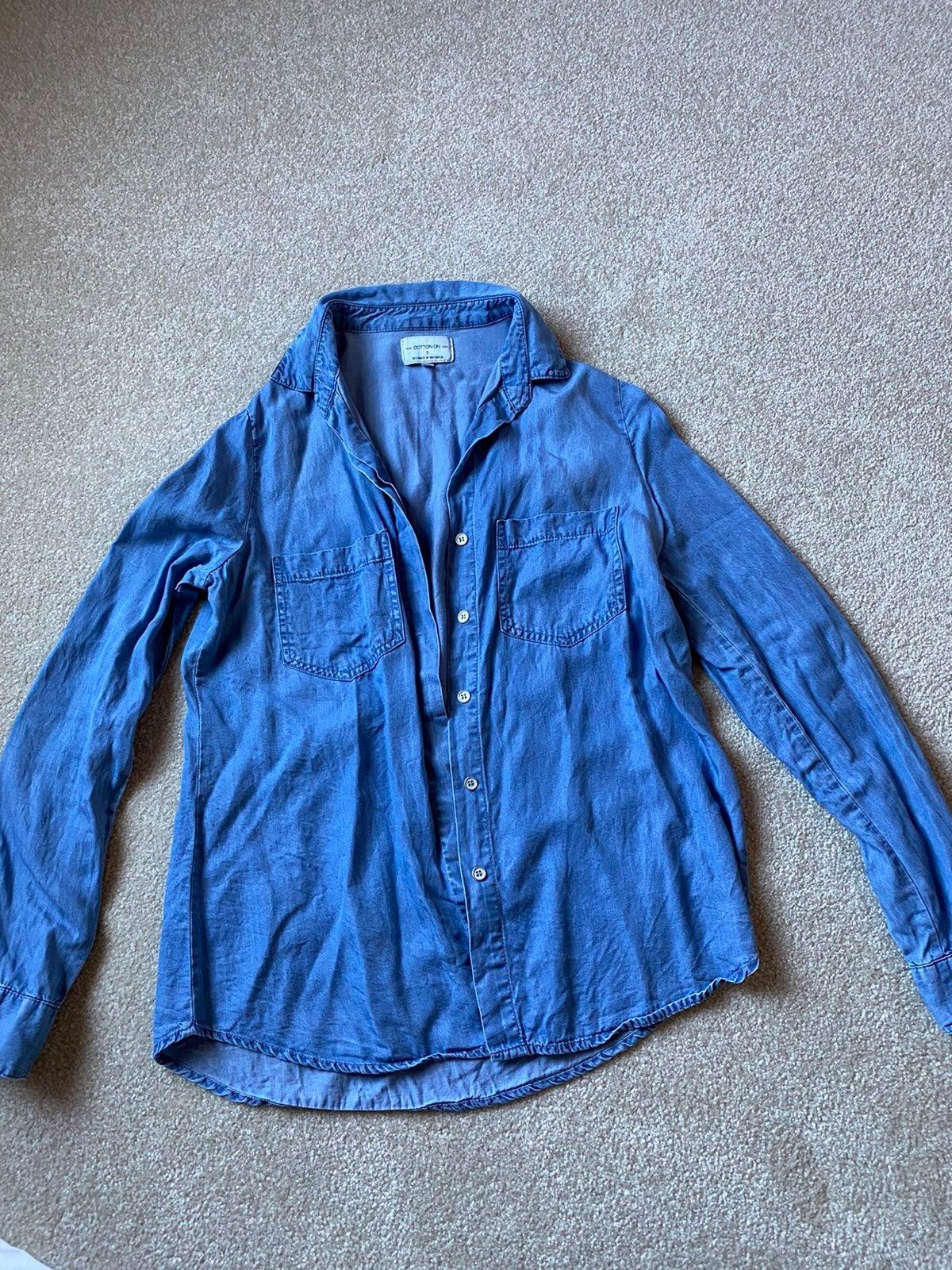 Cotton On Jean Shirt