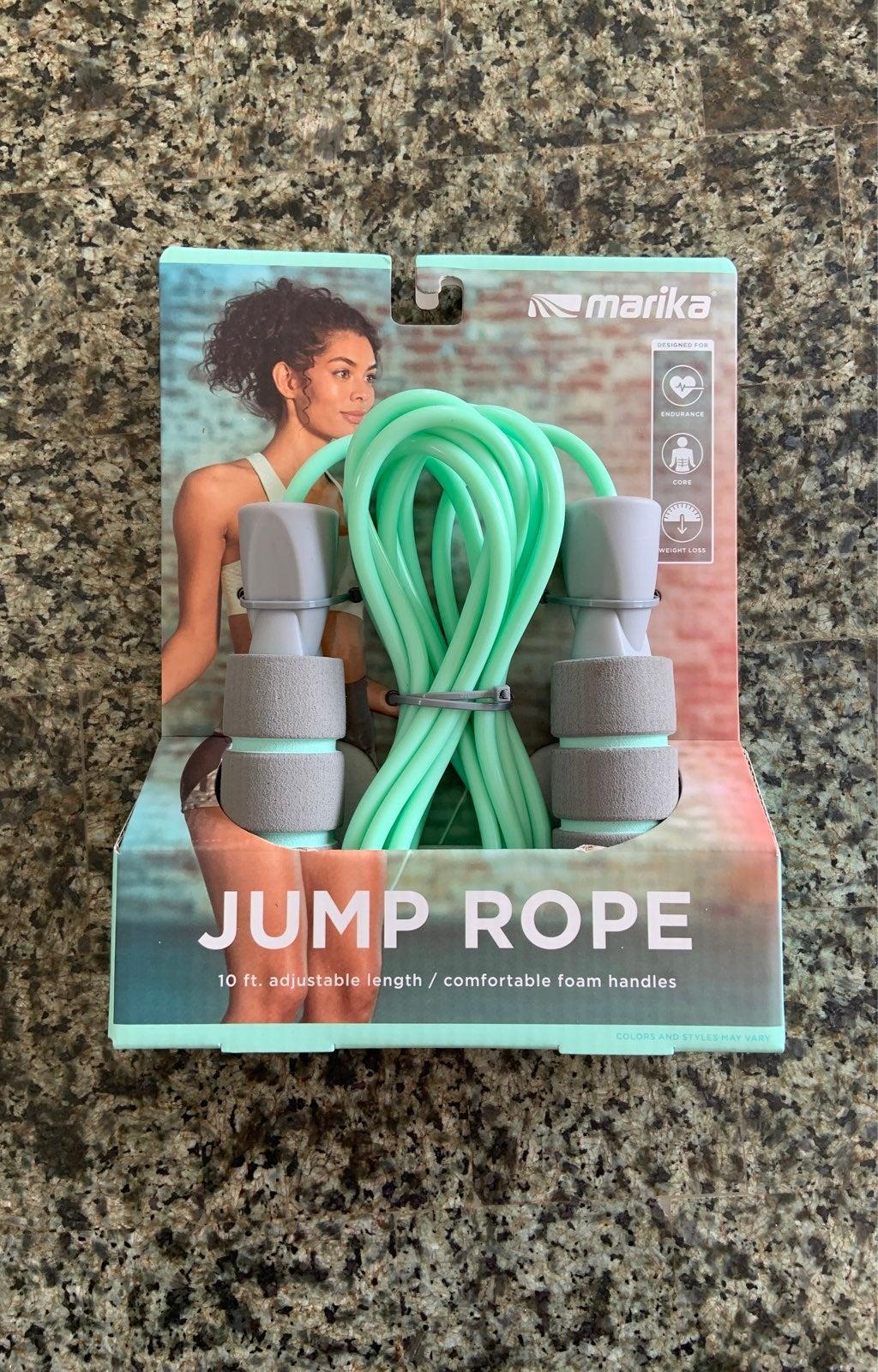 Marika jump rope