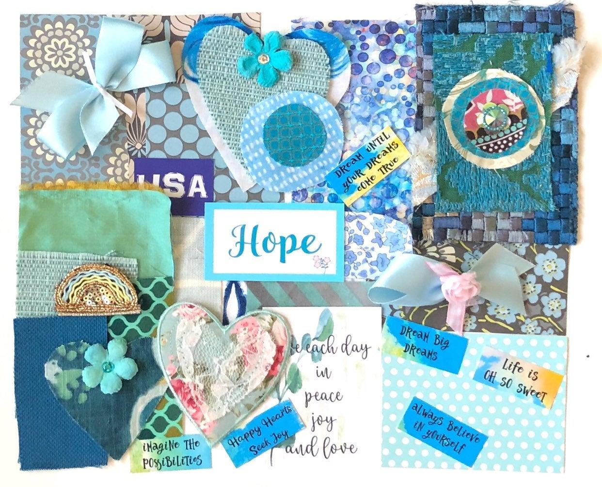 Scrapbook Page Ephemera, 30+ Piece Kit