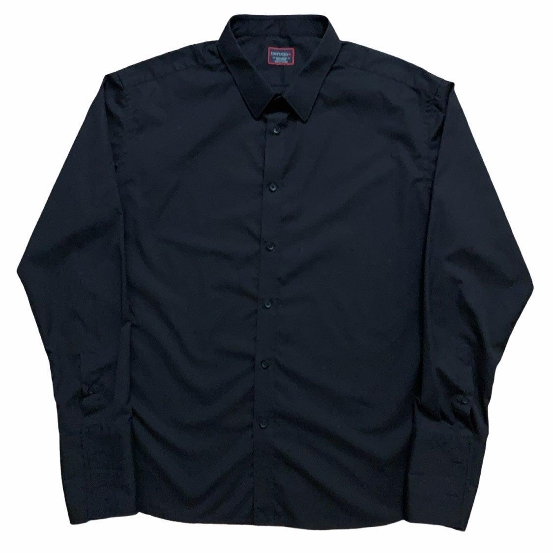 Untuckit Dress Shirt French Cuff 3XL