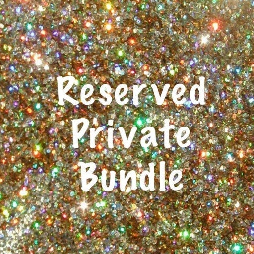 RESERVED Rosa Private Bundle Listing 34p