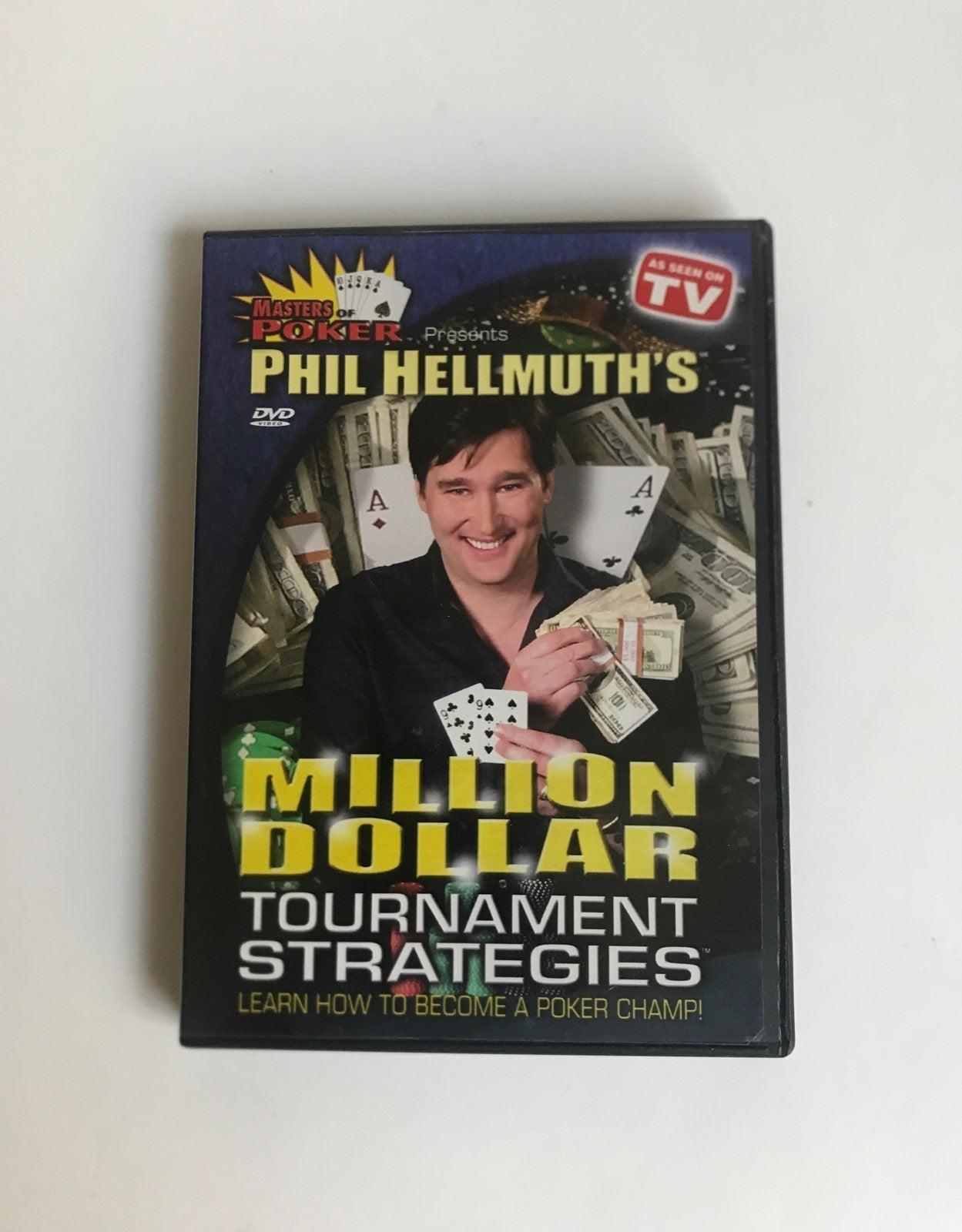 Phil Hellmuth's  Million Dollar DVD