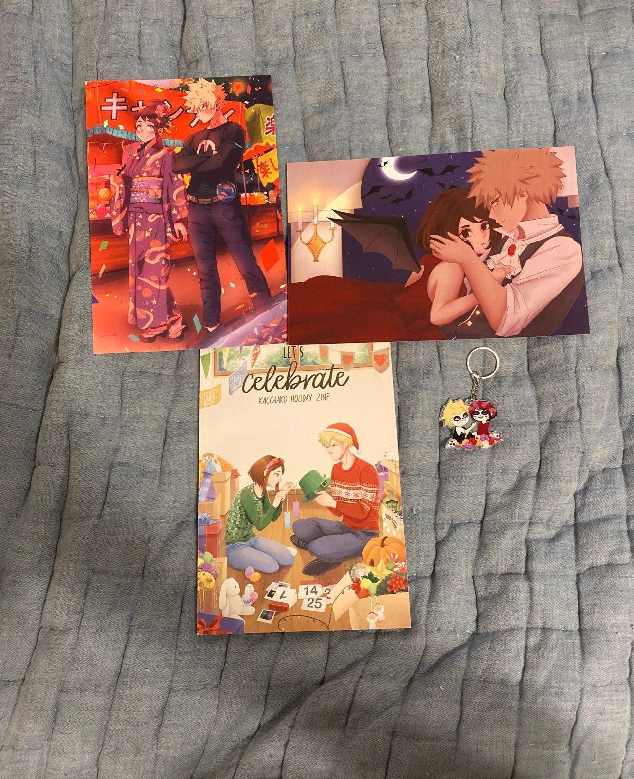 Kacchako Fanzine Bakugo Bundle