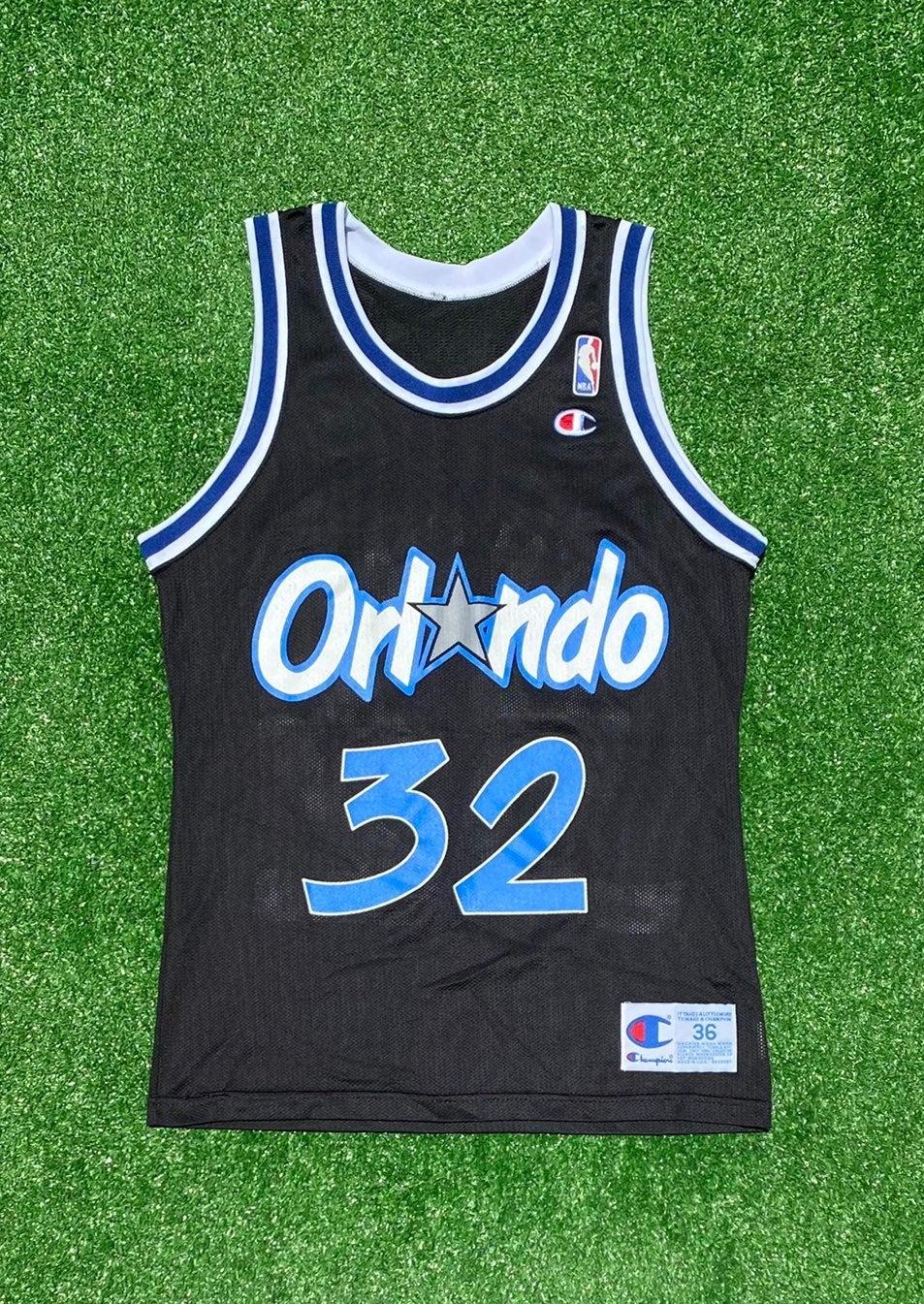 Orlando Magic Shaquille O'Neal Champion