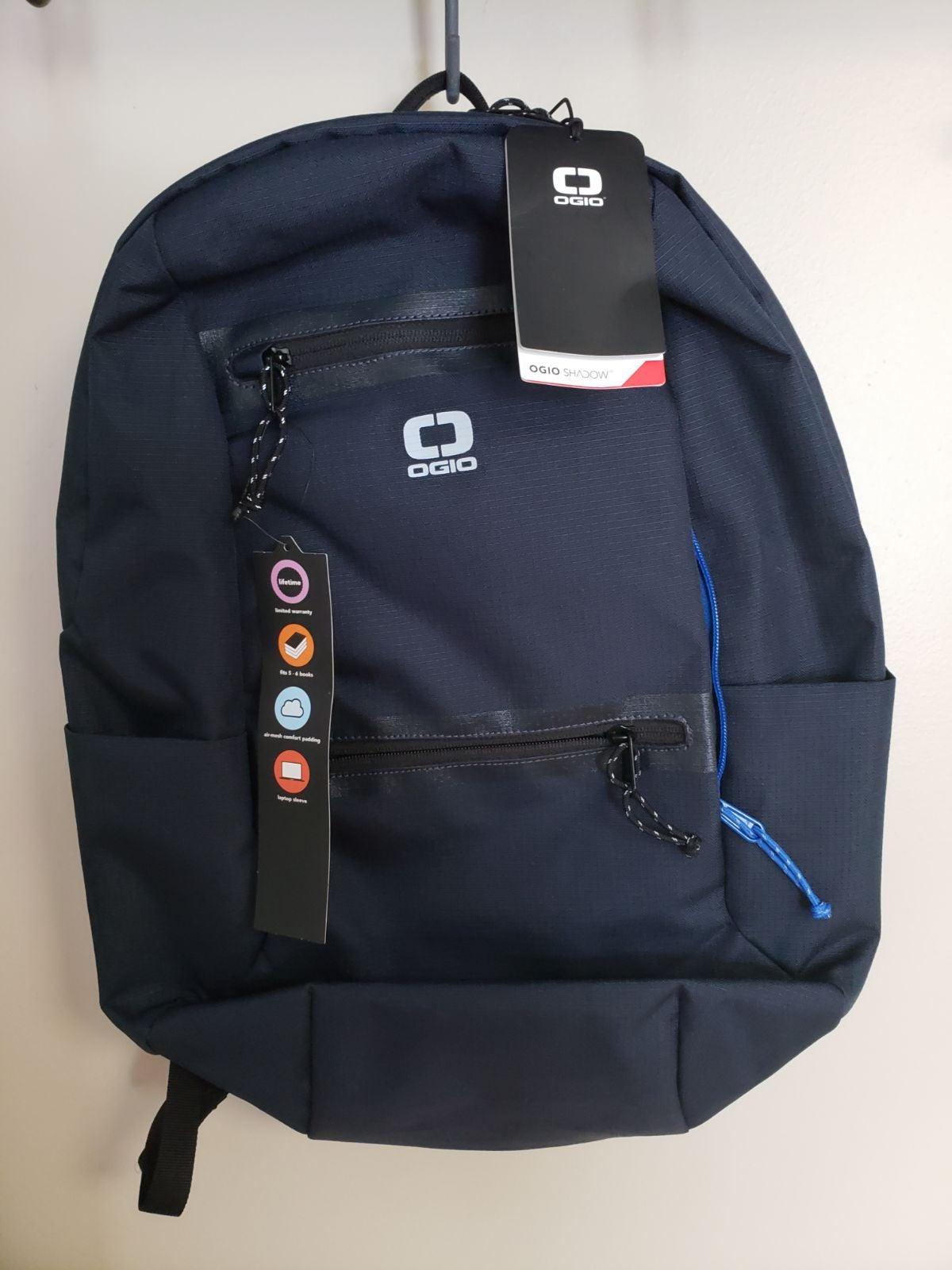 Ogio Alpha Blue Backpack