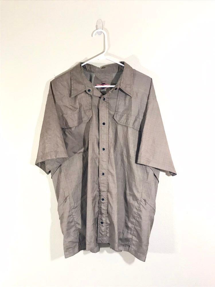 Mens Tru-Spec Fishinf shirt size XL