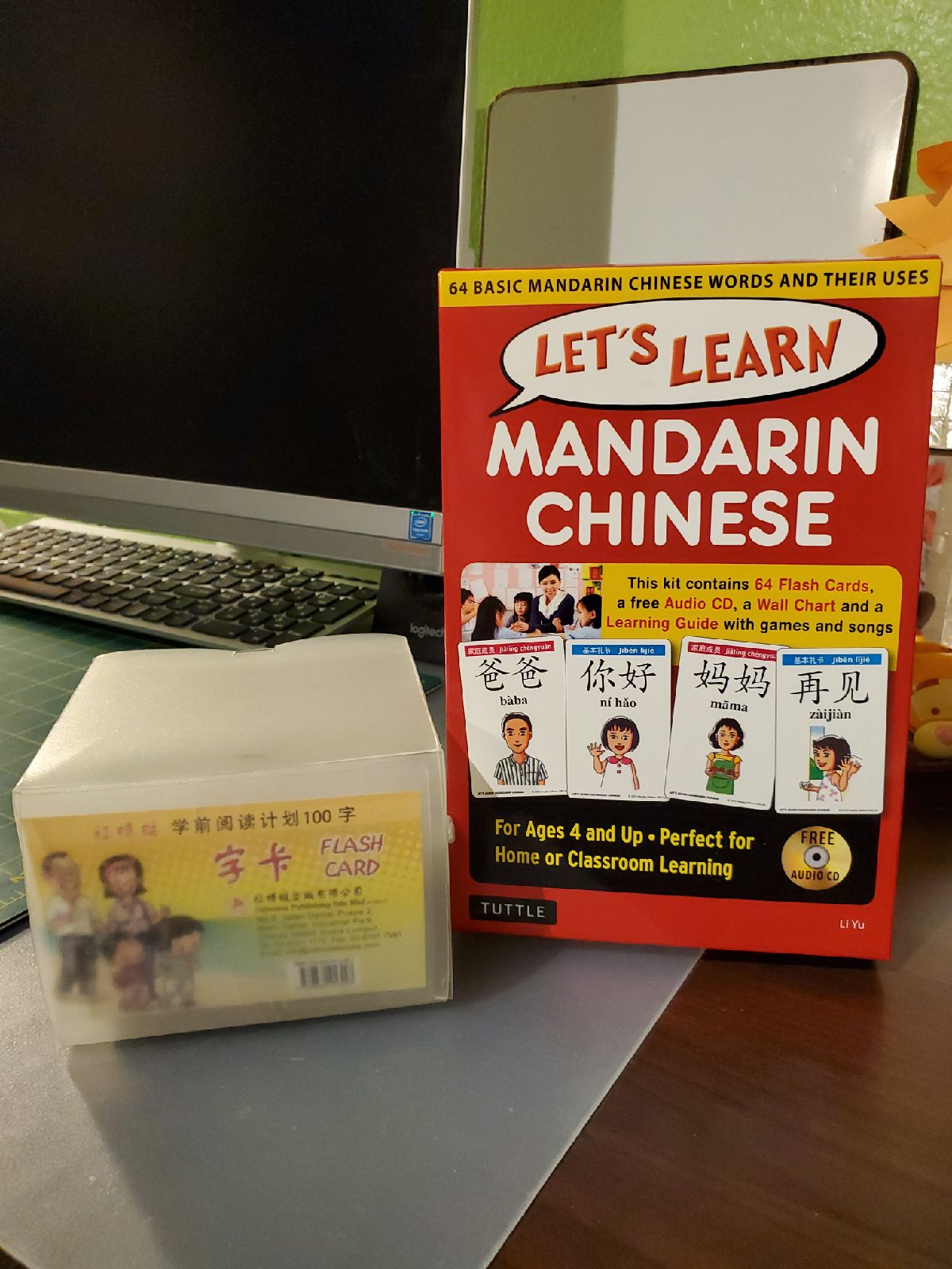Let's Learn Mandarin Chinese and Flash C