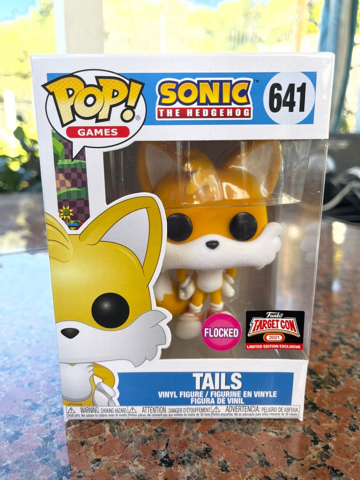 Tails Funko Pop! TargetCon Exclusive!