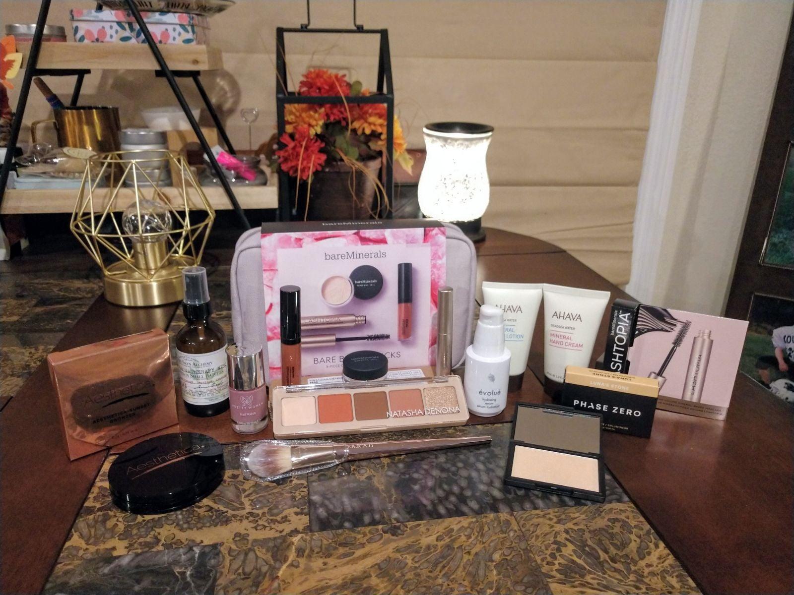 New Beauty Bundle+Free Gifts #39