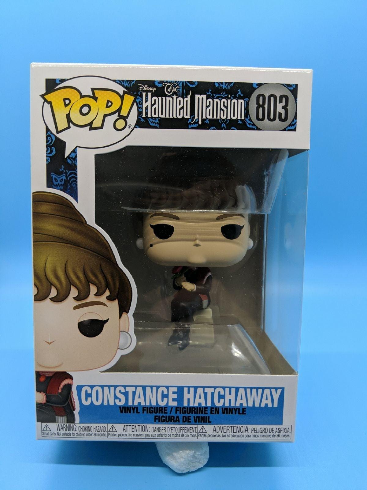 Funko Pop Constance Hatchaway w Protecto