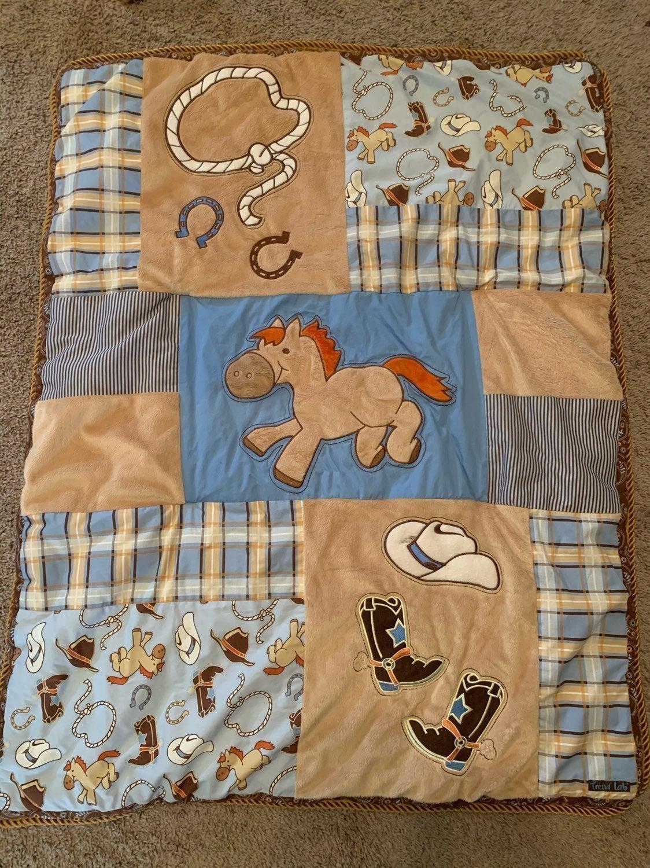 Trend Lab Baby Blanket
