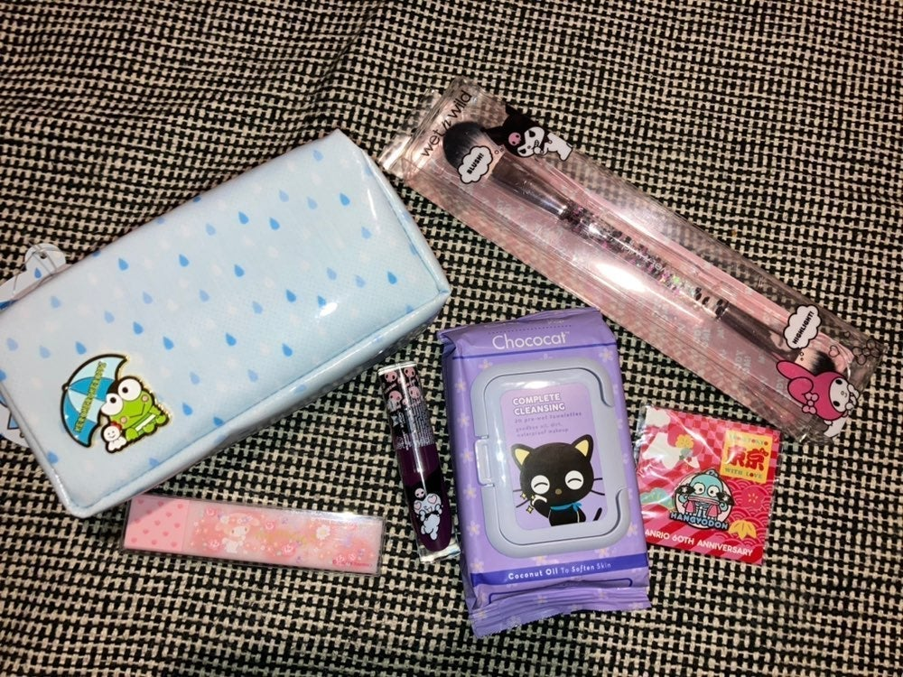 Limited edtion sanrio beauty bundle