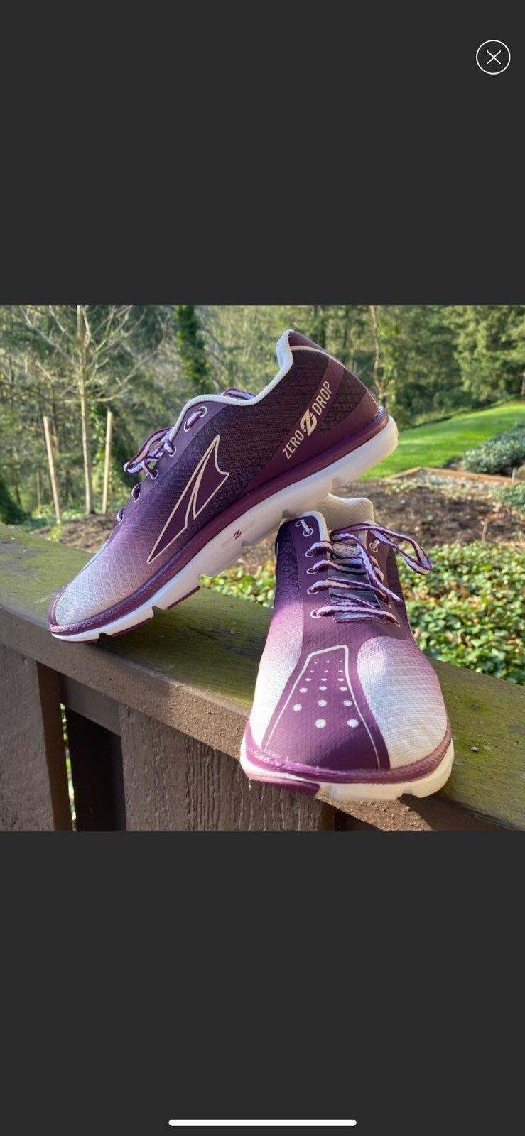 NWOB Altra The One running shoes 12
