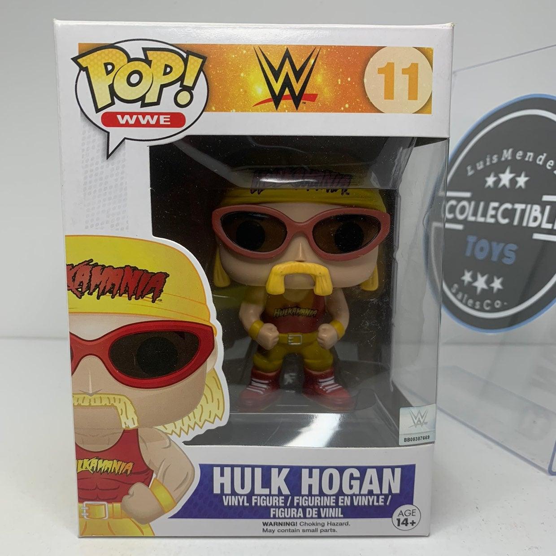 Funko pop hulk hogan 11 wwe