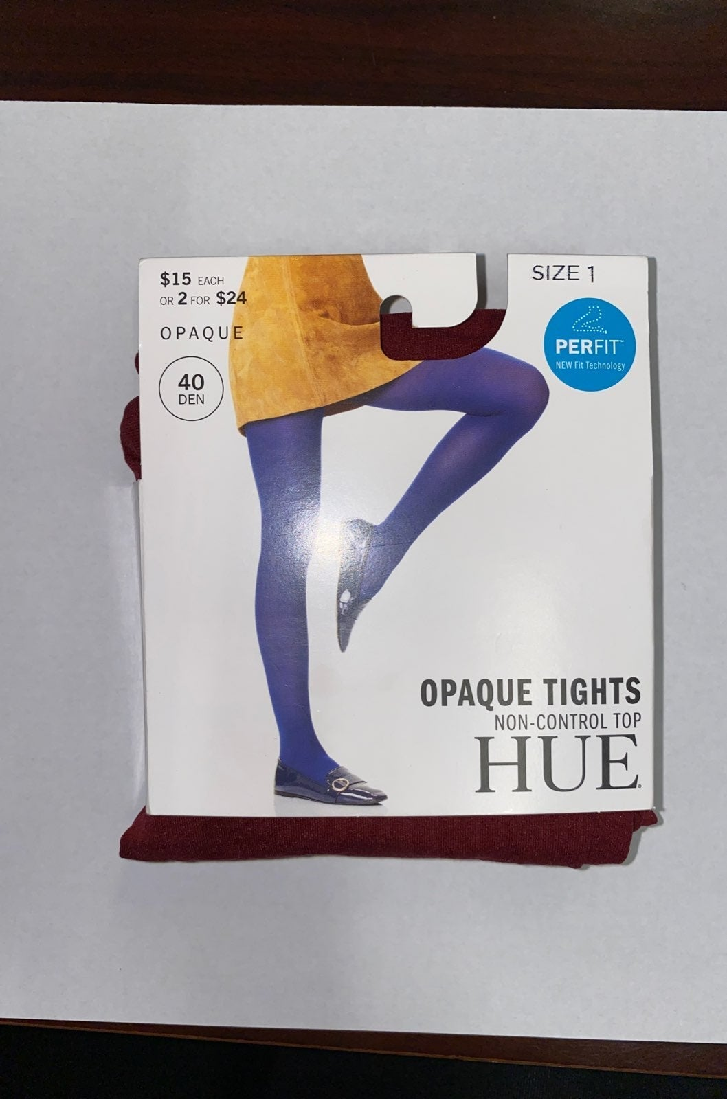 Opaque tights HUE