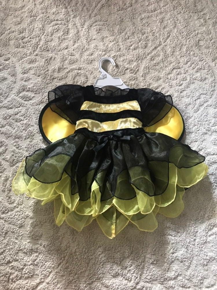 bumblebee halloween baby costume