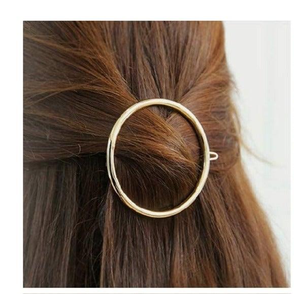 Brandy Melville Circle Hair Clip Barret