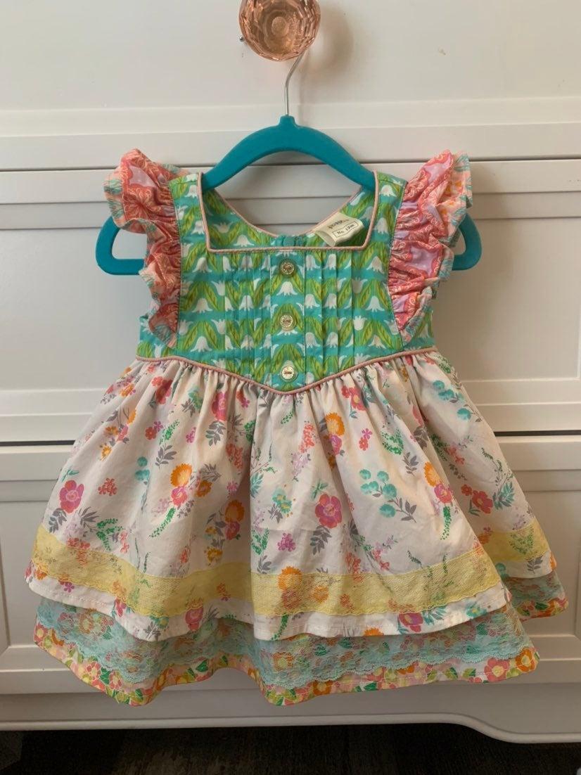 Wildflowers dress