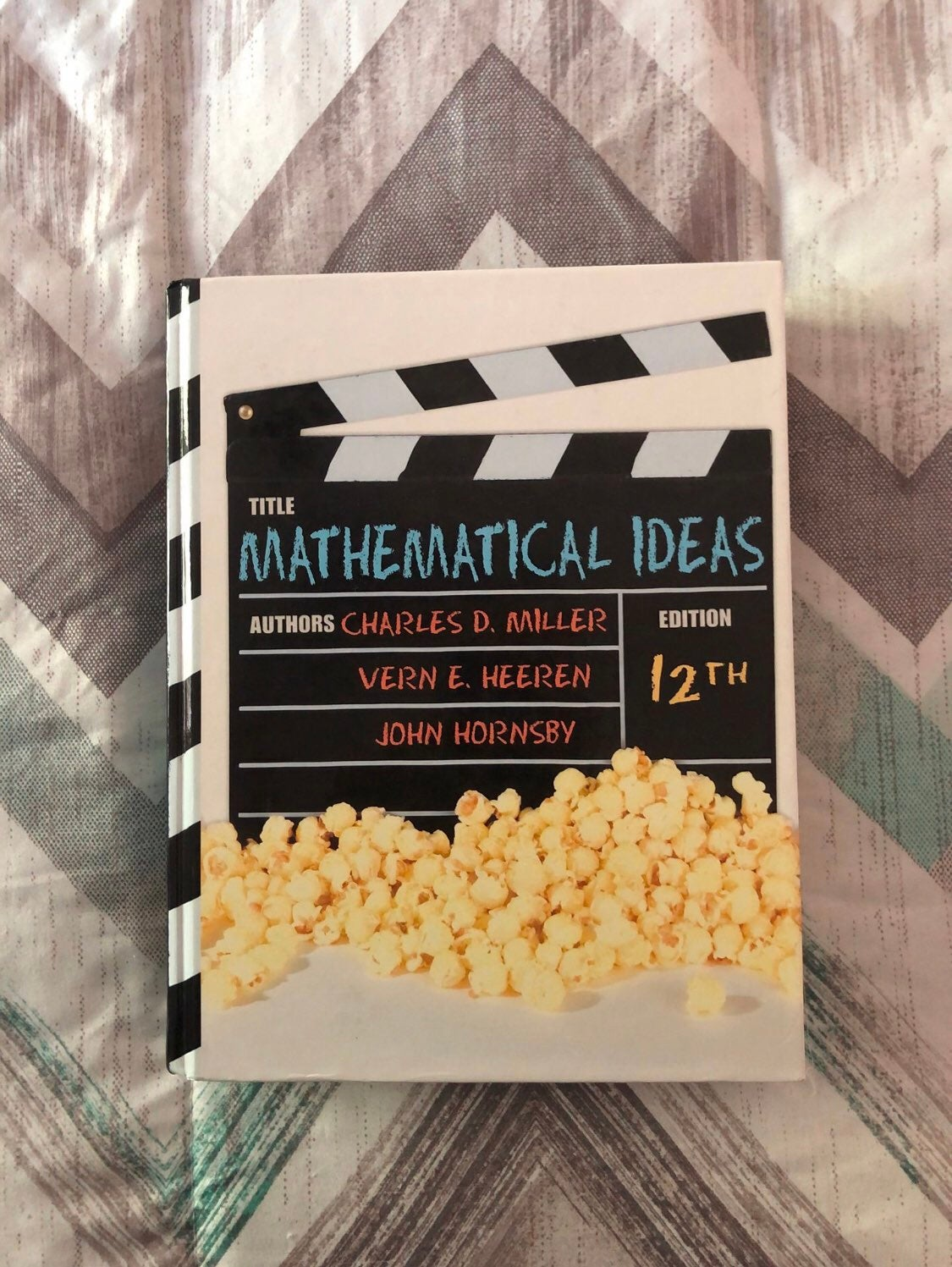 Math College Textbook Good Condition