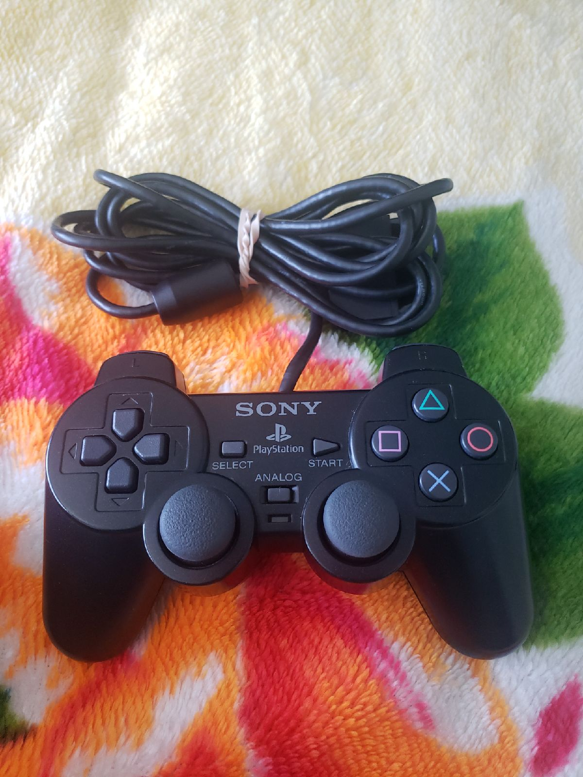 Playstion 2 dual shock controller