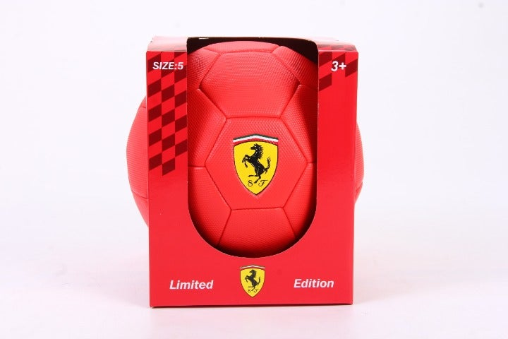 Set of Two Ferrari Soccer Balls