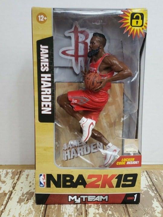 James Harden (Houston Rockets) McFarlane