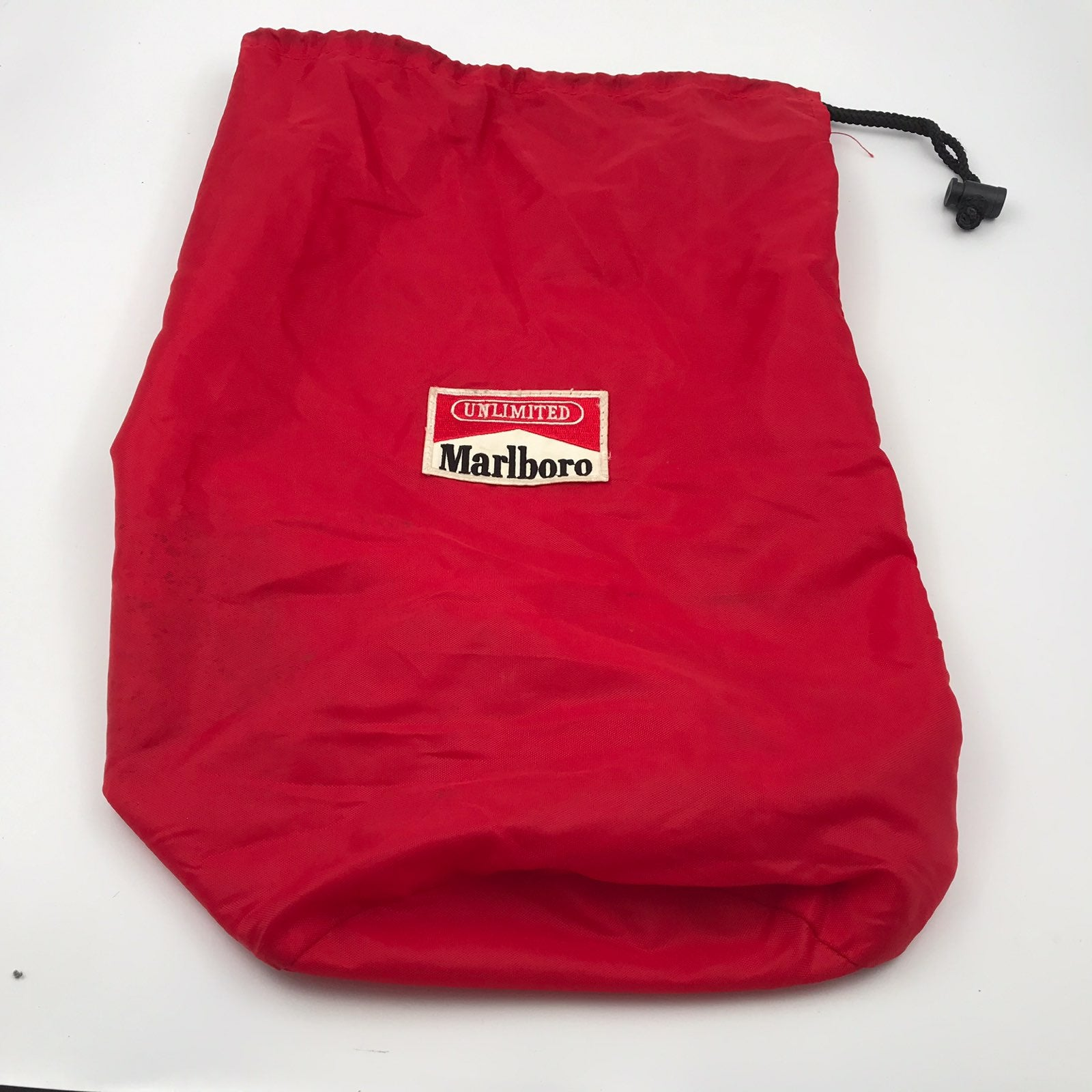 Vintage Marlboro Adventure Team Bag