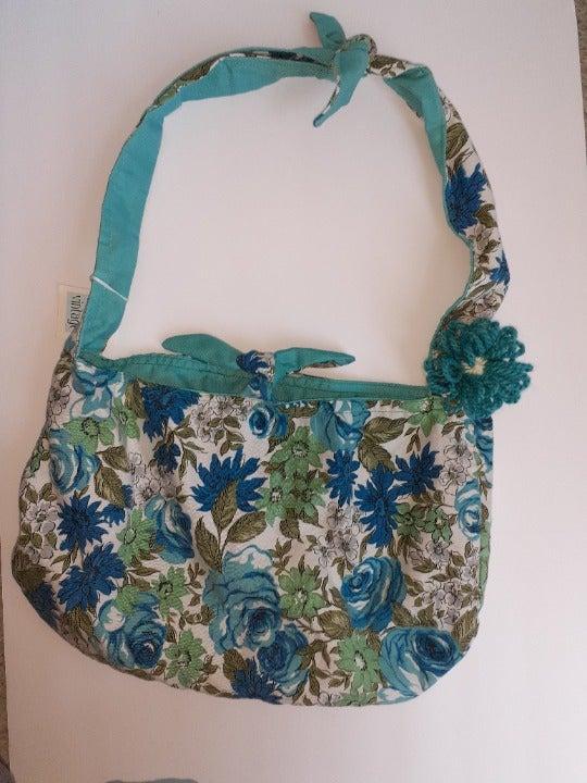Vintage Retro Bag Handmade / Upcycle