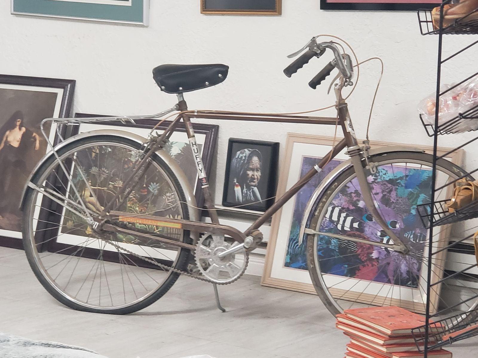 Bike vintage 3 speed huffy