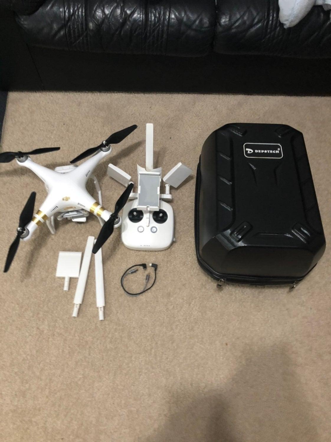 Phantom 3 4k drone PLEASE READ