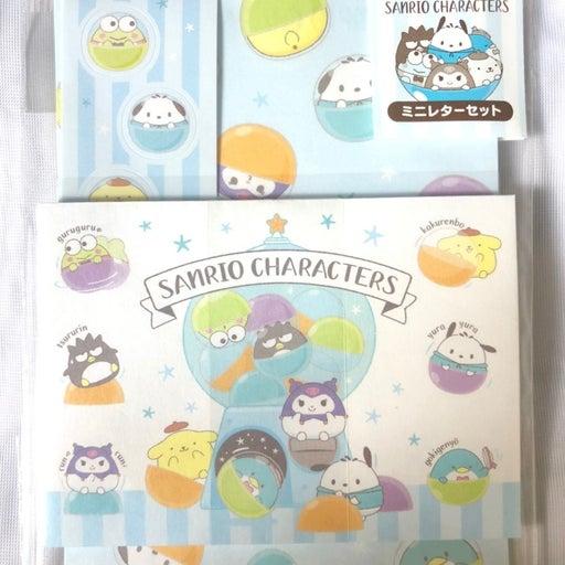 Sanrio capsule mini letter set